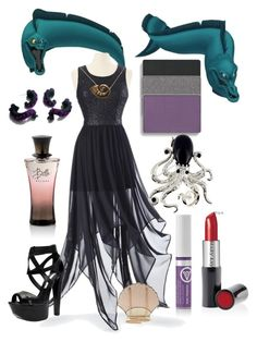 Ursala Mary Kay by alaura-kratzer on Polyvore featuring beauty, Mary Kay, Disney, Accessorize, Gianmarco Lorenzi and Flotsam & Jetsam