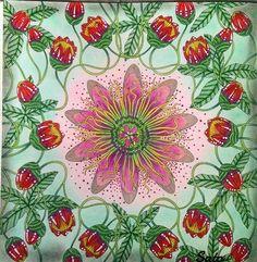 #milliemarotta #milliemarottabooks #milliemarottafans #flores #flowers #divasdasartes #nossa_vida_colorida #prazeremcolorir #beautiful #adultcoloring #coloringbook #coloring_secrets #colorindolivrostop #awesome #arttherapy #colortherapy #instaart #instagood