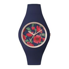 Ice-Watch Flower Seduction Unisex horloge ICE.FL.SED.U.S.15