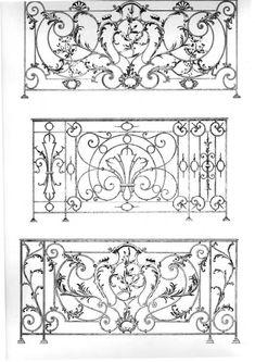MOTIFS ORNEMENTAUX BALCONES ETBALUSTRADES<br>Книга с иллюстрациями рисунков кованых ограждений лестниц и балконов.<br>#domA_design #domA_ironwork<br>DjVu | 35 Мб<br>http://yadi.sk/d/o2-iJXK_22y4S<br>http://turbobit.net/uqvvnpvvdu1j.html