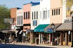 Stillwater Oklahoma (OK): nice old town feeling, especially when the students were gone,  76-80