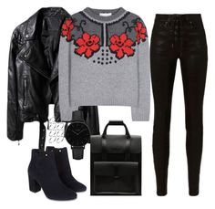 """Untitled #123"" by nirmaladv on Polyvore featuring STELLA McCARTNEY, CLUSE, rag & bone, Dr. Martens, Monsoon and ASOS"