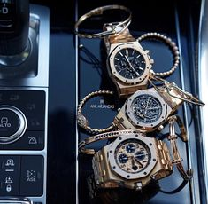 Audemars Piguet Royal Oak Chronograph, RO Skeleton & ROO