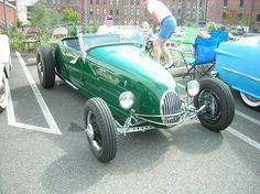 1927 Ford Track Roadster