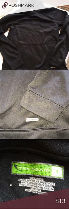 Tek Gear small hoodie EUC! Tek Gear hoodie. Black, size small tek gear Tops Sweatshirts & Hoodies