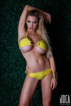 What a body.  Jordan Carver