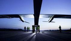 Solar Impulse 2 comincia oggi il giro del mondo grazie al solo fotovoltaico - hdblog.it