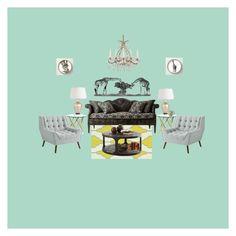 """My dream Africa room!"" by geekyprincess on Polyvore featuring interior, interiors, interior design, home, home decor, interior decorating, Disney and Arteriors"