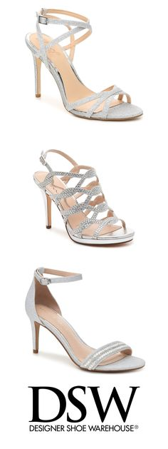 057acae0415a Wedding season just got more glam with new styles of fashion forward  footwear from DSW!