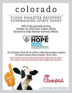 Image Result For Chick Fil A Spirit Night Flyer Template SACPTO - Chick fil a fundraiser flyer template