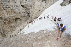 Dolomites SkyRace (Val di Fassa) #MeetTheMoment
