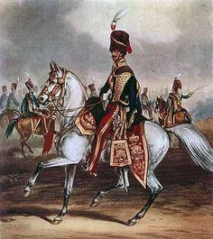 Officer of the 11th Hussars