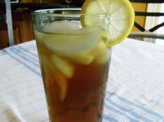 Southern Sweet Tea | Easy, easy, easy! This classic tea-brewing technique really takes us back to our Southern roots. Sweet tea done right!