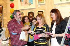 Modas Kashmir entrega tercer premio