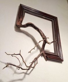 6 Simple and Impressive Tricks Can Change Your Life: Woodworking Tools Storage Tips Vintage Woodworking Tools Dads.Woodworking Tools Jigs Table Saw Woodworking Tools Organization Wheels.Making Woodworking Tools Diy. Manzanita Branches, Tree Branches, Branch Art, Creation Deco, Diy Décoration, Wood Design, Decoration, Wood Art, Woodworking Projects