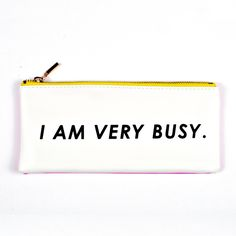 $25, asos.com  You and your coworker have spent long days pulling together presentations, closing deals, and making customers happy. It may not always be fun and games on the job, but this adorably bright zip-top pouch will hopefully encourage them to approach each day with a sense of humor.  - BestProducts.com