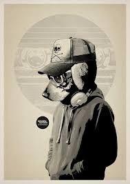 Znalezione obrazy dla zapytania REBELMONKEY by Santiago Viteri Escobar