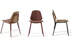 Volver a la escuela con la nueva silla Col diseñada por Francesc Rifé Studio para Capdell