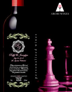 Got wines? Do you want customized wine labels? Yes, we can provide and ship the wine labels anywhere in the world. Graphic designing is free of charge. Labels are waterproof with an added layer of gloss lamination. Personalize your wines now! Wine Wedding Favors, Small Bottles, Personalized Wine, Wine Labels, Thank You Gifts, Wines, Ship, Wedding Ideas, In This Moment