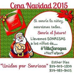 > Se acerca la gran cena navideña para los niños #Jaraguenses