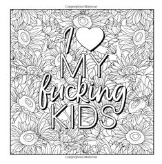 Mama Needs A Mother Fcking Nap Sweary Coloring Book For Mom