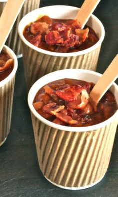 Maple Bacon Baked Beans | The Hopeless Housewife®