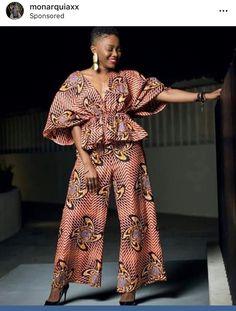 (notitle) at Diyanu African Print Jumpsuit, African Print Dresses, African Wear, African Attire, African Dress, African Inspired Fashion, Latest African Fashion Dresses, African Print Fashion, Africa Fashion