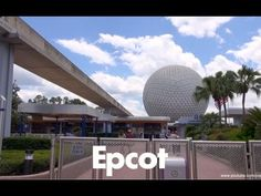 Epcot Complete Walkthrough Future World and World Showcase Walt Disney World HD 1080p - YouTube