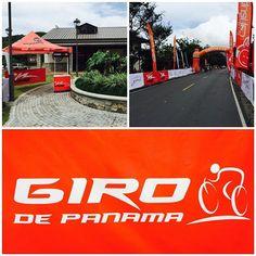 Desde El Valle de Antón @powerclubpanama presente en el @girodepanama en @paseoelvalle