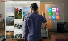 Esqueça a realidade virtual, Microsoft está apostando em realidade mista