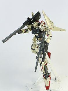 GUNDAM GUY: MG 1/100 Hyaku Shiki 2.0 - Customized Build