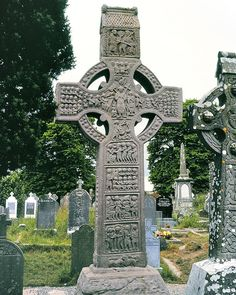 Ireland Monasterboice Muiredach High Cross