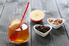 Eplegløgg Panna Cotta, Pudding, Yummy Food, Ethnic Recipes, Desserts, Drinks, Food Food, Smoothie, Drinking