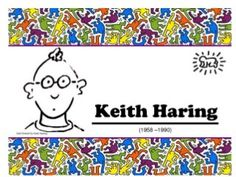 keith Haring for kids
