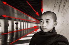 Trabalhando com linhas de composição na fotografia