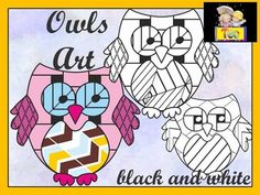 Owls art - Owl Theme - Clipart - Coloring ActivitiesThis is a set of 10 different files. This beautiful clip art set will be delivered to you in transparent PNG file format via a .zip file. Each element has been saved as a high quality .PNG file.The zip file contains: 10 pages - 4 color - 6 black and whiteYou are able to use them for any personal or commercial use.Thanks for stopping by!New products are 50% off during first 24 hours of posting!