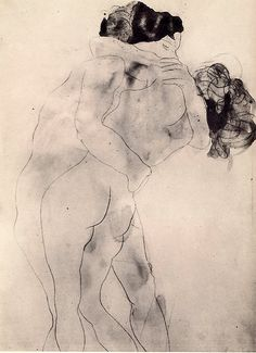 Auguste Rodin drawing of The Embrace Auguste Rodin, Rodin Drawing, Painting & Drawing, Life Drawing, Figure Drawing, Wallpaper Bonitos, Camille Claudel, Alphonse Mucha, Inspiration Art