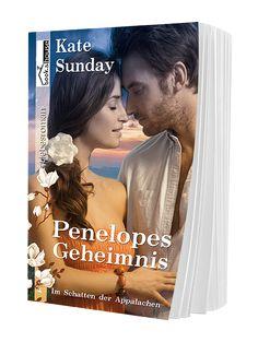 """4 Sterne für """"Penelopes Geheimnis - Im Schatten der Appalachen 2"""" von Insi, https://www.lovelybooks.de/autor/Kate-Sunday/Im-Schatten-der-Appalachen-Penelopes-Geheimnis-1137382751-w/rezension/1348596653/"""