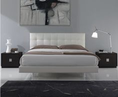 My Red, White, Black and Grey Bedroom - Bedroom Designs