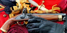 British New Land Pattern Cavalry Pistol ( Napoleonic Wars)