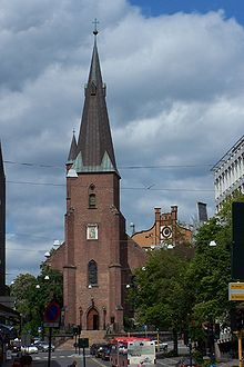 List of cathedrals in Norway - Wikipedia, the free encyclopedia