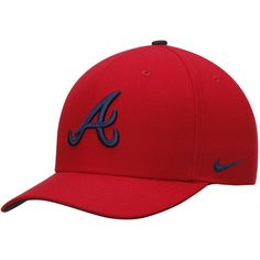 a8250d428c4 Display your spirit and add to your collection with an officially licensed  Atlanta Braves caps