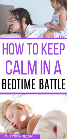 When your toddler or preschooler is challenging at bedtime, you can find yourself in a full blown bedtime battle. Anger, tears, frustration - but you need to keep calm to handle your child's behaviour in a gentle but effective way and avoid yelling. This plan will help you get your child to sleep without losing your cool. Kids Sleep, Baby Sleep, Child Sleep, Toddler Bedtime, Get Baby, Kids Behavior, Bedtime Routine, Keep Calm, How To Fall Asleep