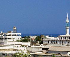 Bosaso, Somalia
