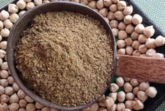 The best Chana Masala EVER…. Method: Dry roast the above ingredients and grind them together. Store in an airtight co… Chana Masala Powder Recipe, Masala Recipe, Garam Masala, Chaat Masala, My Recipes, Indian Food Recipes, Dog Food Recipes, Cooking Recipes, Kitchen King