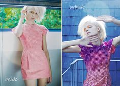 Stunning Color-Changing Dress Designs | The Creators Project