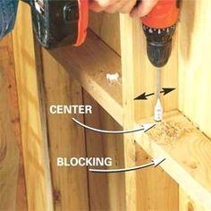 how to wire a garage unfinished pinterest electrical work rh pinterest com Garage Wiring Code Garage Wiring Code