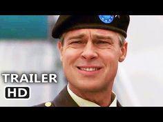 WAR MACHINE Official Trailer (2017) Brad Pitt, Netflix Movie HD - YouTube https://youtu.be/TeNXXhMShTk