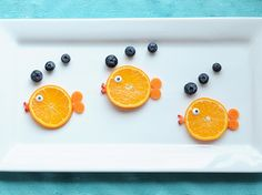 Playing With Food: Fun and Healthy After School Snacks for Kids ...