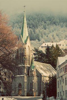 Sandviken Church, Bergen, Norway
